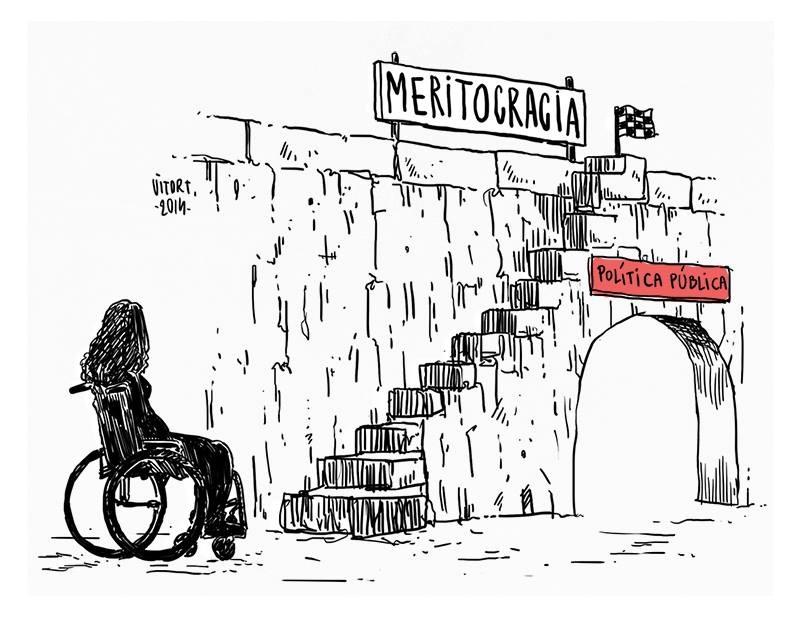 E VIVA À MERITOCRACIA...