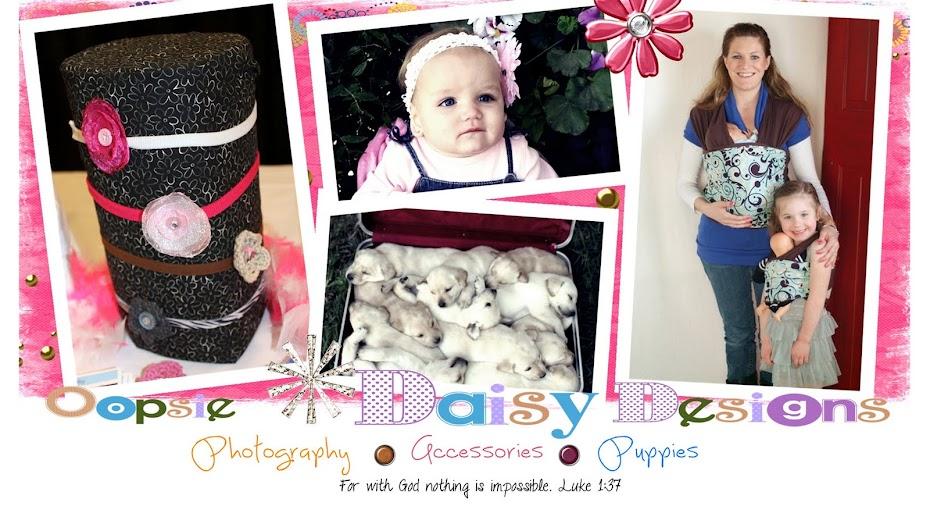 Oopsie Daisy Designs