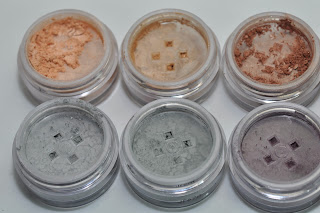 Bare Minerals Holiday 2012