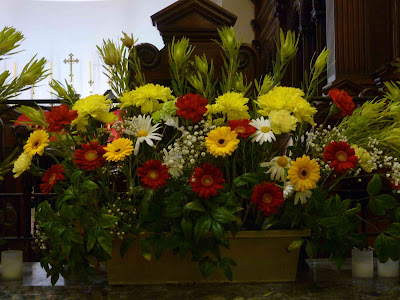 Floral Design in Church