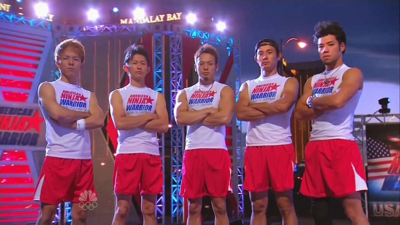 Japan vs USA - ANW5 NBC Special
