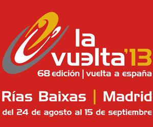 CICLISMO-Vuelta a España 2013
