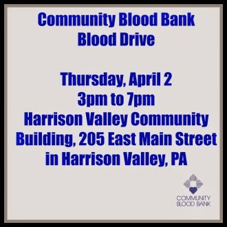 4-2 Blood Drive Harrison Valley