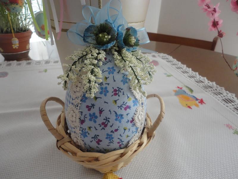 Bab n e altro uova decorate a mano - Uova di pasqua decorati a mano ...