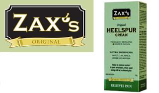 Free Zax's Original Heelspur Cream