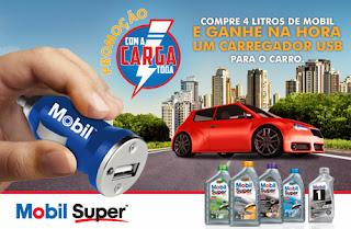 """Promoção Mobil Super - """"Com a Carga Toda"""""""