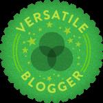 Presente da Blogueira Verinha, obrigada
