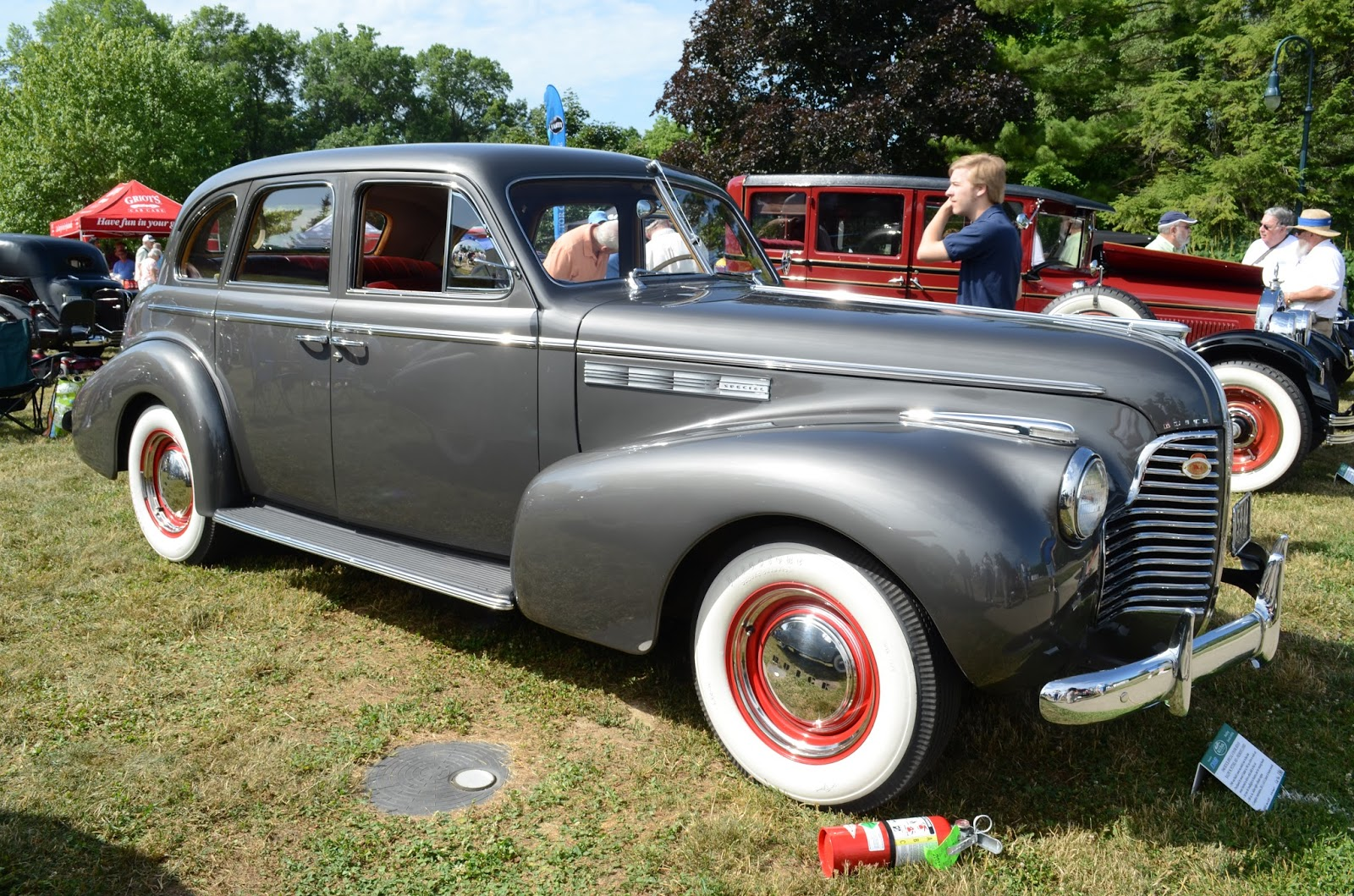 turnerbudds car blog pre war vintage at ault park. Black Bedroom Furniture Sets. Home Design Ideas