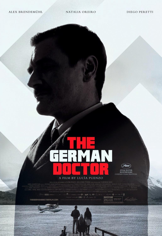 電影白話文: 影評【親愛的德國醫生 The German Doctor】- 挑戰造物者