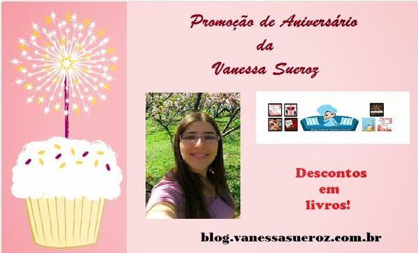 Vamos comemorar o Aniversário da Vanessa Sueroz?