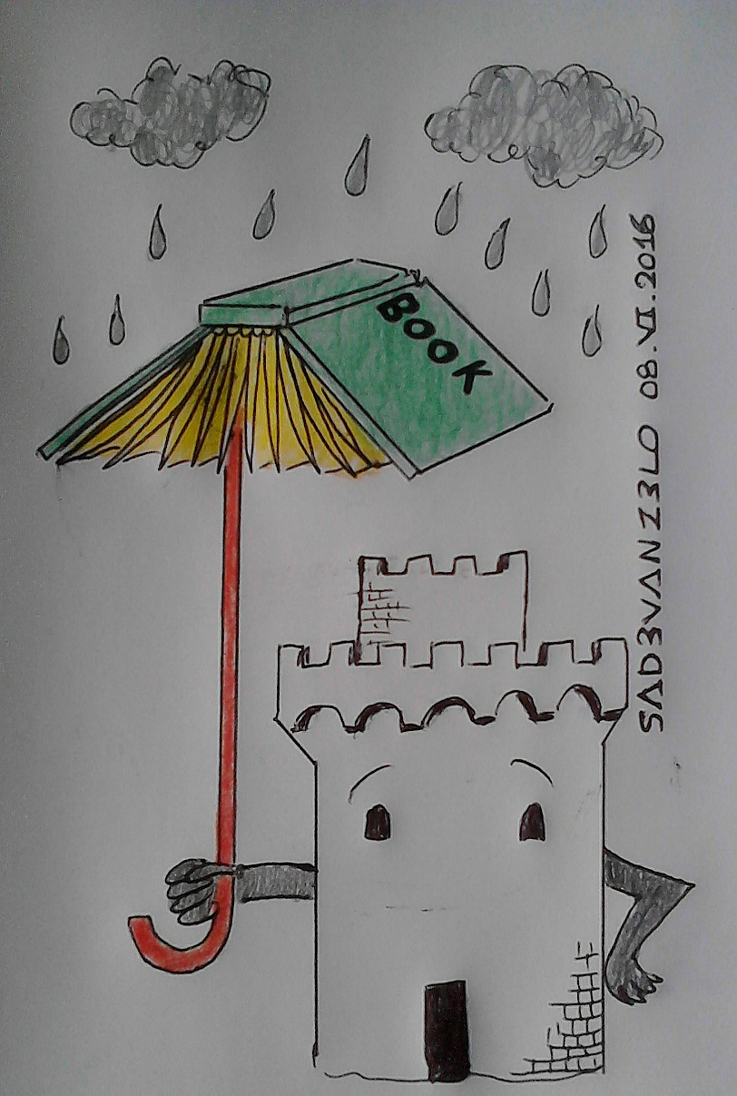 Φεστιβαλ βιβλίου Σαλονίκης, λόγω βροχής