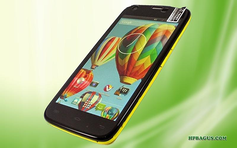 Spesifikasi Advan Vandroid S4D Gaia Android