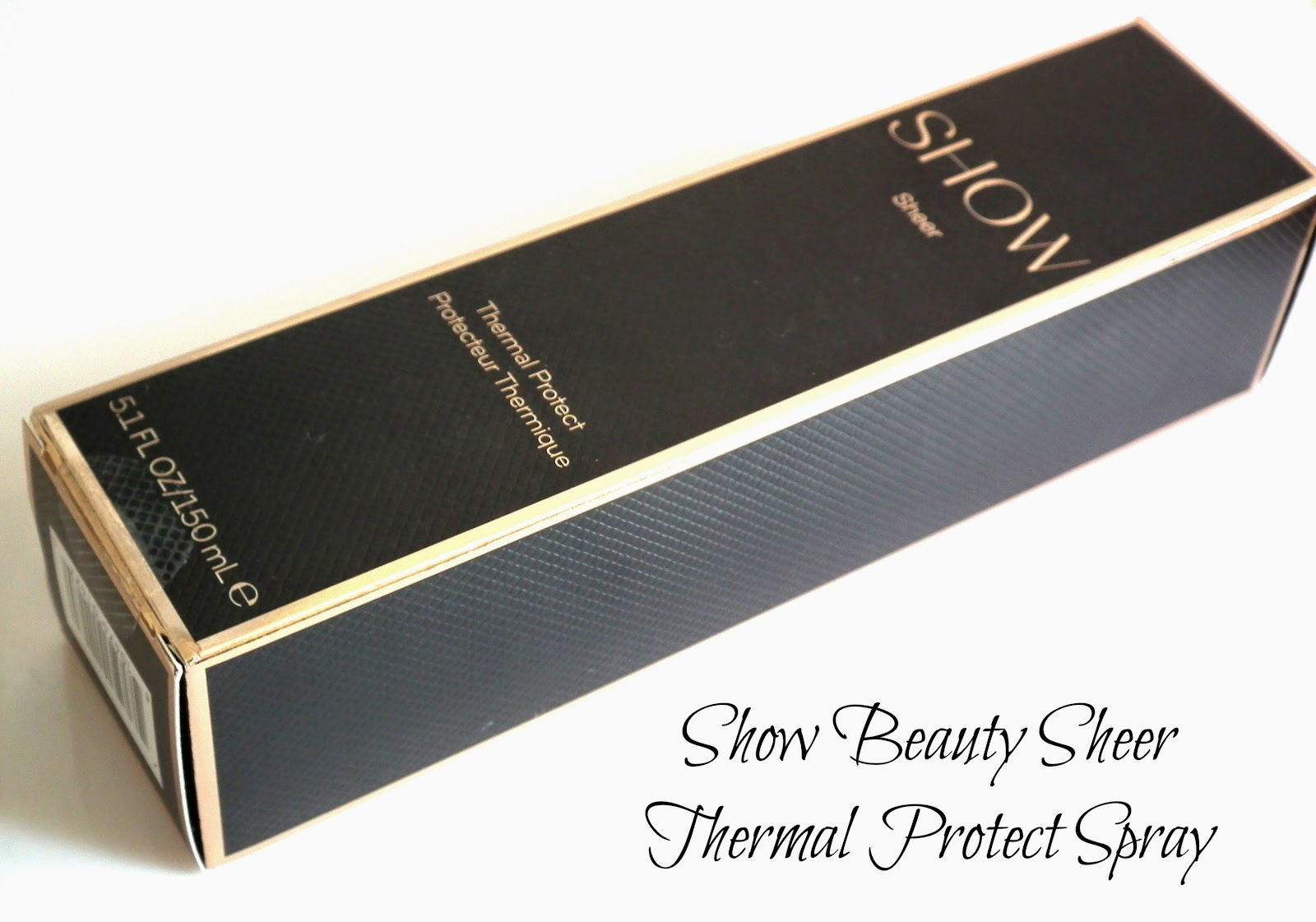 Show Beauty Thermal Protect Spray Reviews