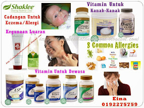 Cadangan Untuk Eczema/Alergi