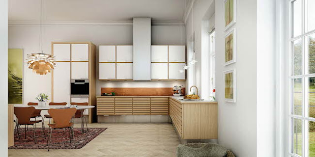 cocina danesa