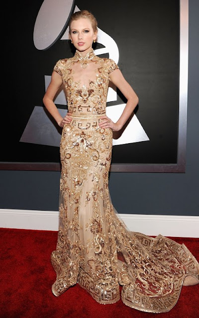 Taylor Swift: Premios Grammy 2012
