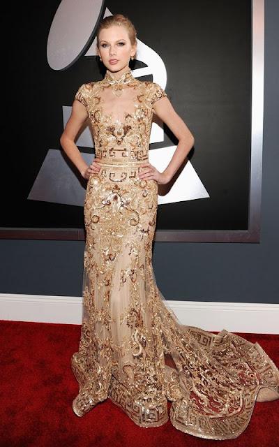 Taylor Swift: Premios Grammy 2012