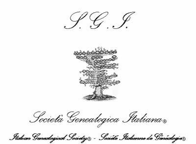 Società Genealogica Italiana SGI