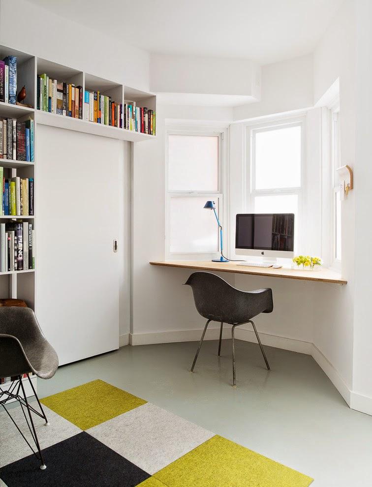 Conseils d co et relooking etag re bureau pour les espaces contemporains ave - Bureau etagere design ...