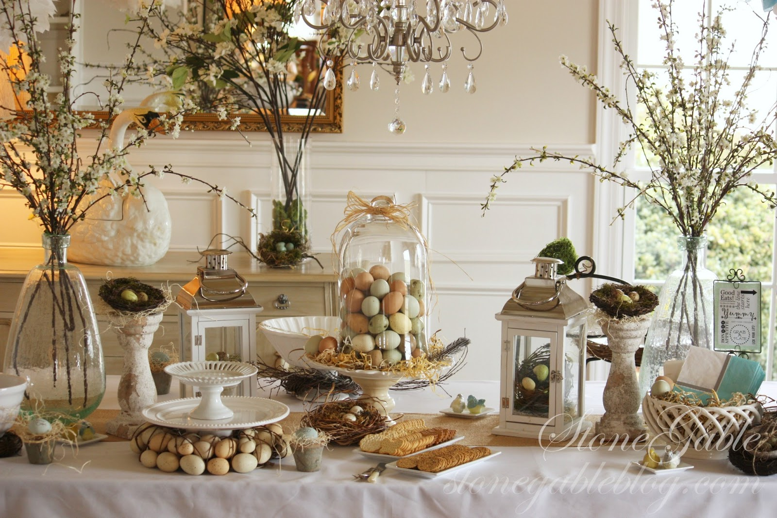spring bridal shower part i stonegable
