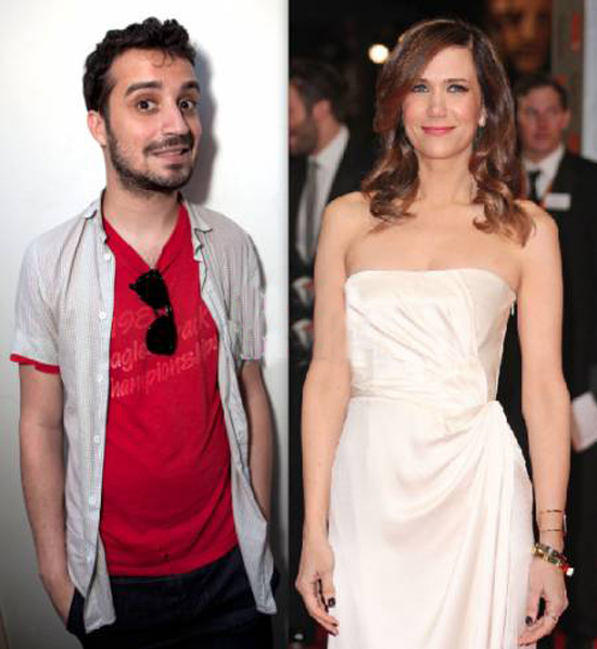 Kristen Wiig And Fabrizio Moretti Are Officially A Couple! » Gossip | Kristen Wiig