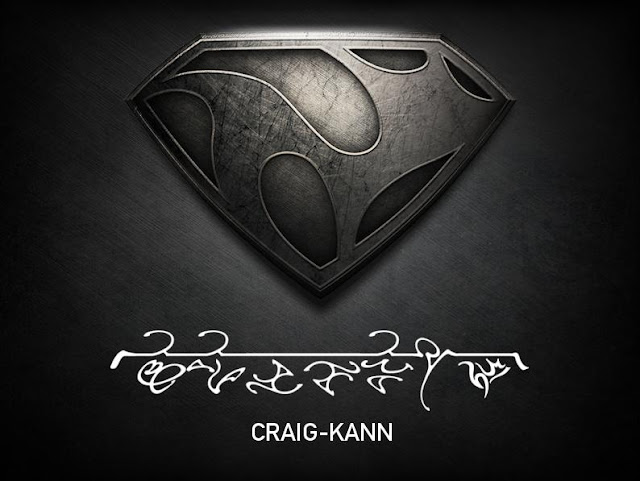Man of Steel Glyph Creator