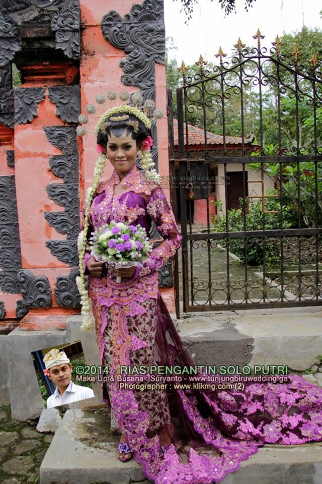 Rias Pengantin Solo Putri oleh TUNJUNGBIRUWEDDING.GA Rias Pengantin Nusantara   Foto oleh KLIKMG.COM Fotografer Indonesia