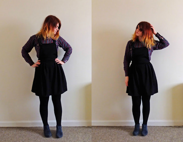 UK blog fashion outfit of the day