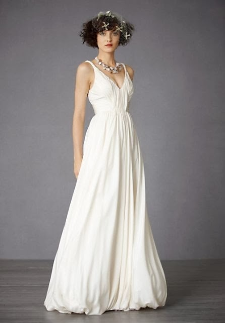Simple Elegant Wedding Gowns  : Whiteazalea elegant dresses simple and vintage