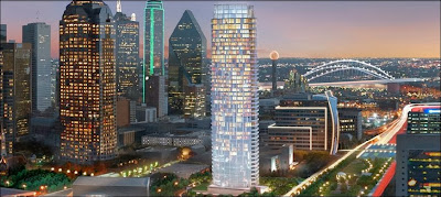 Q3, 2013 saw a decline in the supply of Dallas offices