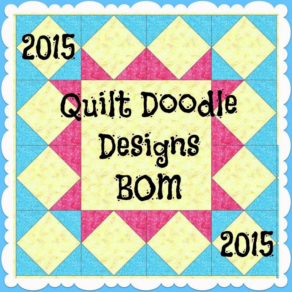 Quilt Doodles 2015 BOM