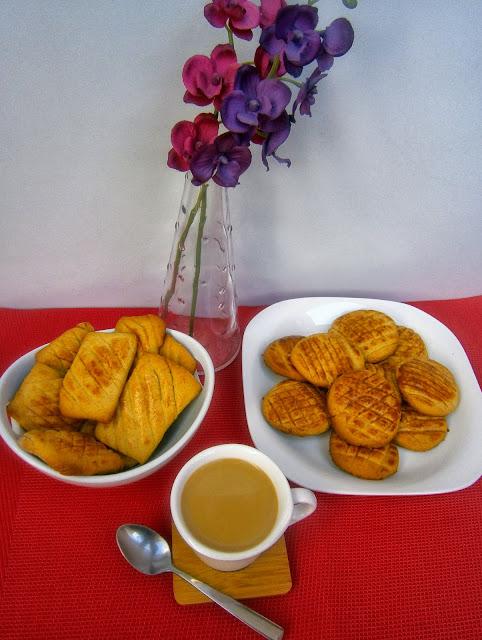 Galletas caseras de miel (Yayitas)