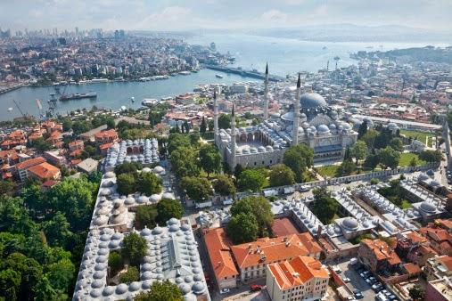 İstanbul'da Bahar Bitmeden Yapılıcaklar Listesi / Tarihi Yarımada