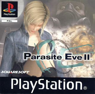 [Lista] Los 15 mejores juegos de la historia de Playstation - Parasite Eve 2