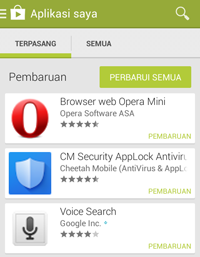 Cara Lain Memperbarui Aplikasi BBM Di Smart Phone