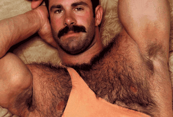 Pete Kuzak Hairy Armpits Muscle Daddy Bear Pickup Lines   I support gay marriage if both chi Bumper Sticker by ...