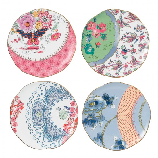 http://www.wedgwood.co.uk/dining/by-collection/butterfly-bloom/butterfly-bloom-plate-20cm-set-of-4