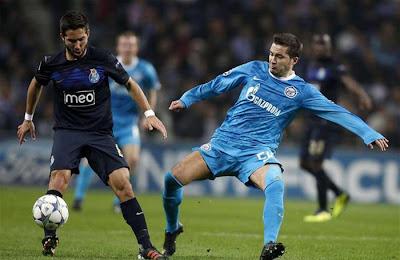 FC Porto 0 - 0 Zenit St. Petersburg (1)