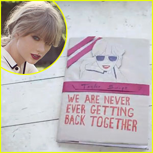 we are never ever ever We are never ever getting back together by andrew huang, released 06  december 2012 i remember when we broke up the first time saying.