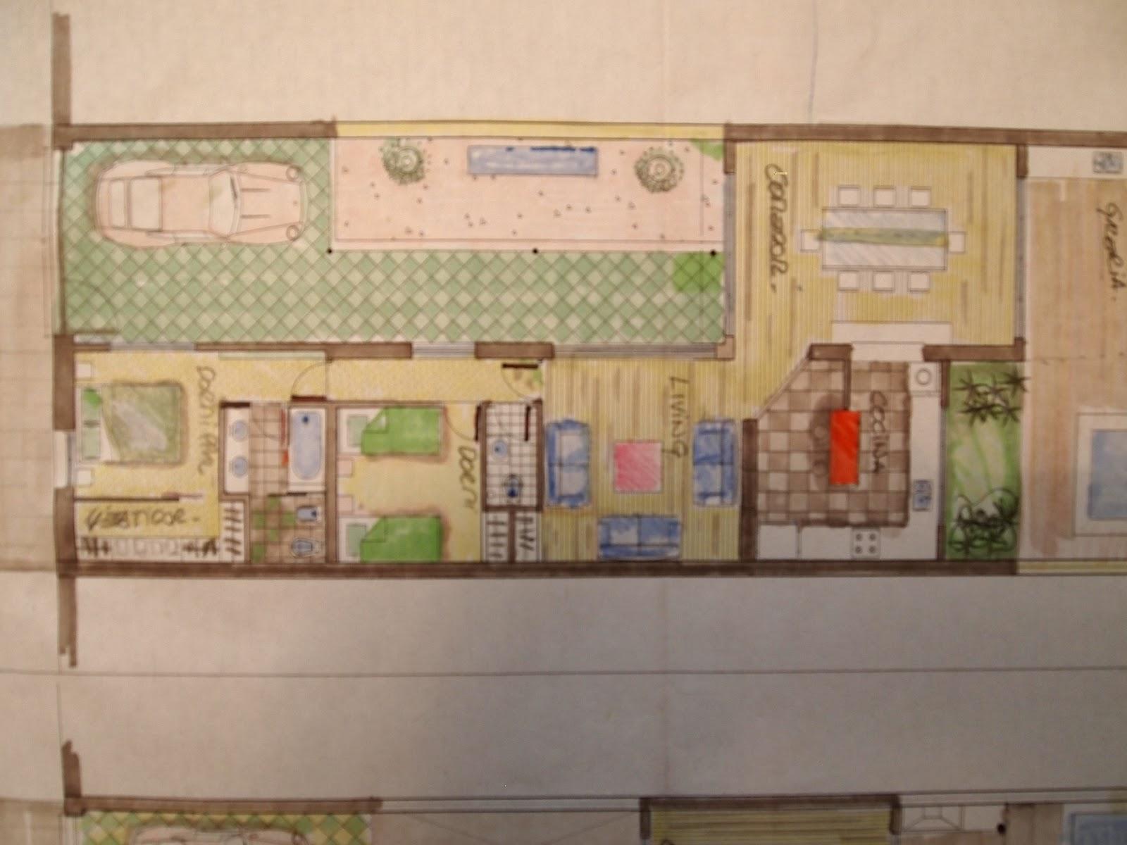 Arquitectura a tu medida casa chorizo ideas de - Como reformar tu casa ...