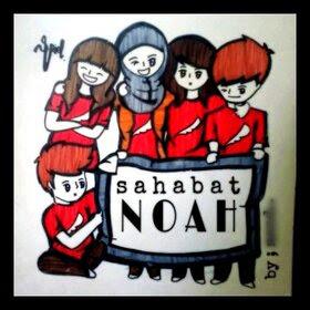 SAHABAT NOAH INDONESIA | INFO BERITA NOAH BAND | ROLAN'S BLOG™