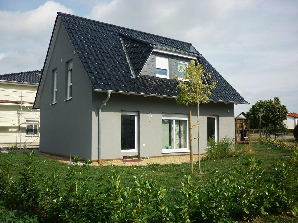 Mit ohne Keller - Der Blog: Unser Haus