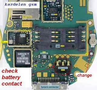 nokia 6630 insert sim card