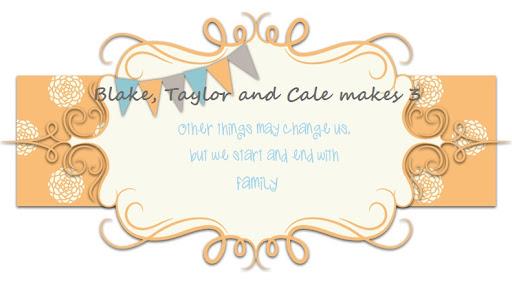 Blake, Taylor & Cale makes 3