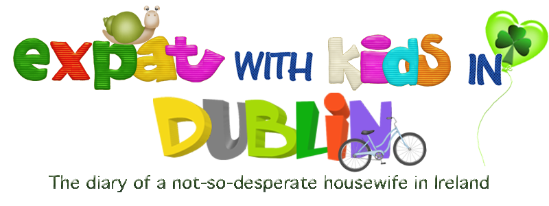 EXPAT WITH KIDS IN DUBLIN