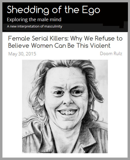 an analysis of the psychology of male and female serial killers