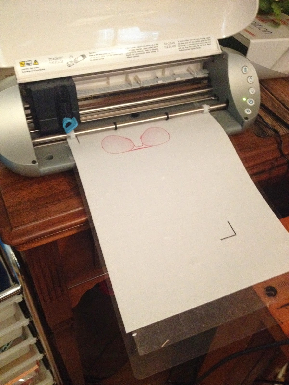 Silhouette Print And Cut Heat Transfer Iron On Tutorial