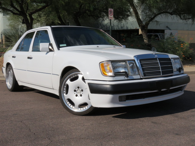 Daily turismo hammer time 1993 mercedes benz 500e w124 for Mercedes benz hammer