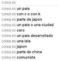 Corea es un país