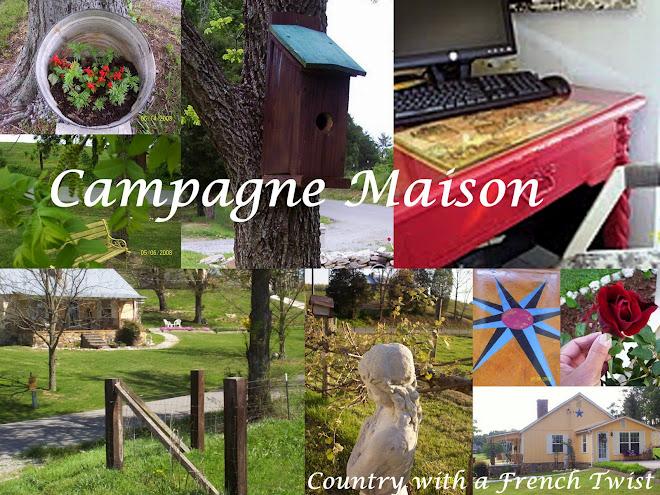 Campagne Maison